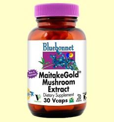 Maitakegold Mushroom Extract - BLUEBONNET - 30 càpsules
