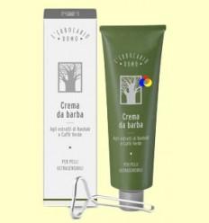 Crema de Afaitar als Extractes de Baobab i Te Verd per Pell ultrasensible - L'Erbolario - Uomo - 150 ml