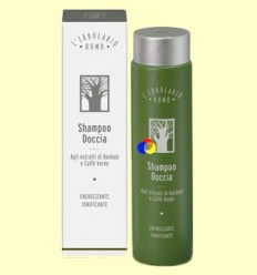 Xampú DOCCIA Energitzant i Tonificant - L'Erbolario - Uomo - 250 ml