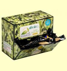 Stevia líquida Sèrie Gold - Ecosalud Alnaec - 150 monodosi