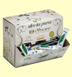 Stevia líquida Línia Silver - Ecosalud Alnaec - 50 monodosi