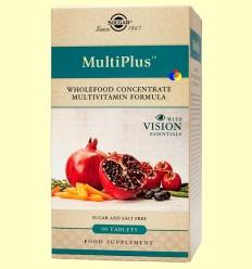 Multiplus Vision - Solgar - 90 comprimits