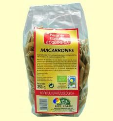 Macarrons d'Espelta Ecològics - Eco-Salim - 250 grams