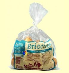 Brioixos Integrals amb Fructosa - La Camperola - 250 grams