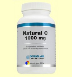 Natural C 1000 mg - Laboratoris Douglas - 250 comprimits