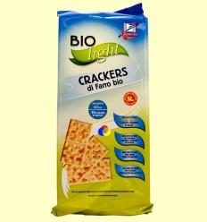 Crackers d'espelta Biolight sense llevat - La Finestra Sul Cielo - 280 grams ******
