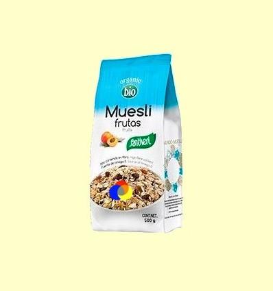 Muesli Fruites Bio - Santiveri - 500 grams