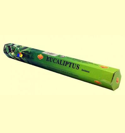 Encens Eucaliptus - SAC - 20 varetes