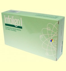 Infoligo I - Oligoelements - Artesania Agricola - 20 ampolles
