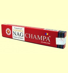 Encens Golden Nag Champa - Vijayshree - 15 grams