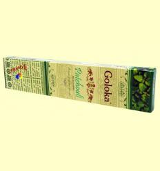 Encens pàtxuli - Goloka - 15 grams