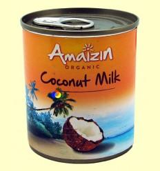 Llet de Coco Bio - Amaizin - 200 ml
