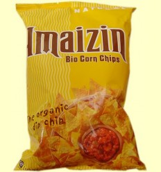 Corn Chips Maiz Familiar Bio - Amaizin - 150 grams