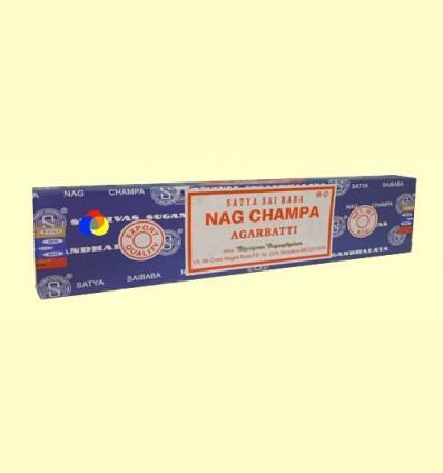 Nag Champa - Shrinivas Sugandhalaya - 40 grams