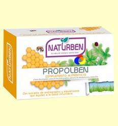 Propolben - Sistema Immunitari - Naturben - 60 comprimits