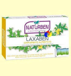 Laxaben - Regulador intestinal - Naturben - 30 comprimits