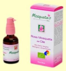 Oli Rosa Mosqueta Bio - Italchile - 50 ml