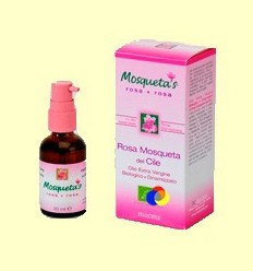 Oli Rosa + Rosa Bio - Italchile - 30 ml