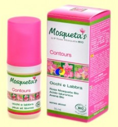 Crema Contorn d'Ulls Bio - Italchile - 15 ml