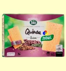 Torrades Lleugeres Quinoa Bio - Santiveri - 2 x 200 grams