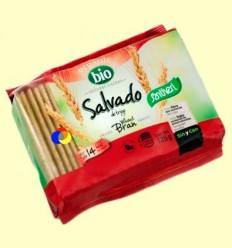Torrades Lleugeres Salvat Bio - Santiveri - 125 grams