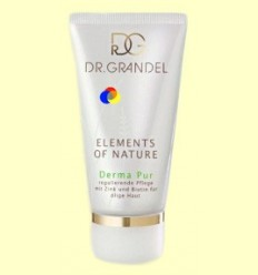 Crema Derma Pur Bio Elements of Nature - Santiveri - 50 ml