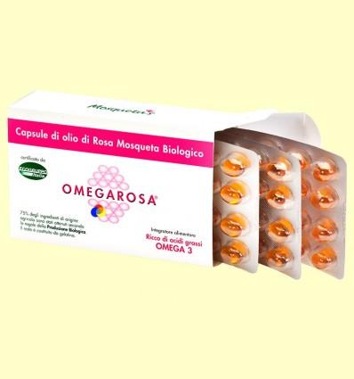 Perles Omegarosa Bio - Italchile - 60 càpsules
