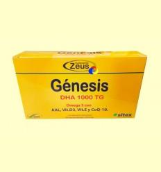 Gènesi DHA 1000 TG Omega-3 - Zeus - 60 càpsules