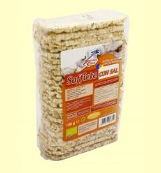 Galetes d'arròs amb sal - La Finestra Sul Cielo - 130 grams