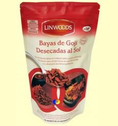 Baies de Goji dessecades al Sol - Linwoods - 250 grams