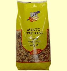 Mixt 3 Arrossos - bio - La Finestra Sul Cielo - 400 grams