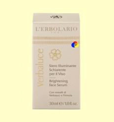 Sèrum Il·luminador per al Rostre Verbaluce - L'Erbolario - 30 ml