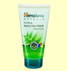 Netejador Facial Purificant de Neem - Himàlaia Herbals - 150 ml