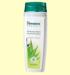 Tònic Netejador Astringent de Neem - Himàlaia Herbals - 200 ml