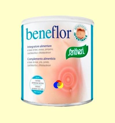 Beneflor Pols - Regulador intestinal - Santiveri - 160 grams