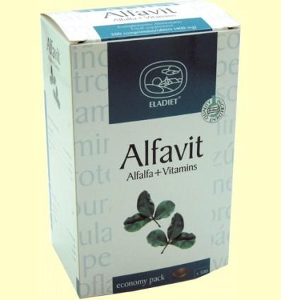 Alfavit Economy Pack - Eladiet - 500 comprimits de 400 mg