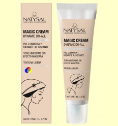 Magic Cream - Crema hidratant i antiarrugues - Natysal - 50 ml