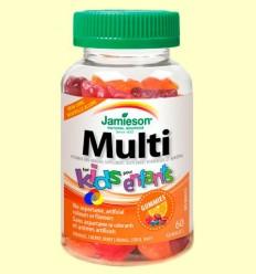 Multi Kids Gummies - Multivitamínic infantil - Jamieson - 60 gominoles