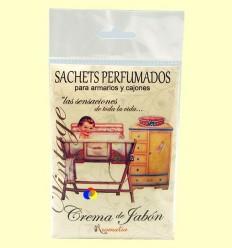 Saquet perfumat - Aroma Crema de Sabó - Aromalia - 1 saquet