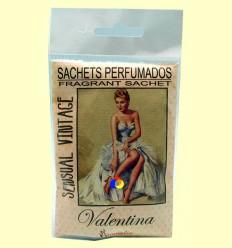 Saquet perfumat - Aroma Sensual Vintage Valentina - Aromalia - 1 saquet