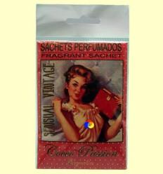 Saquet perfumat - Aroma Sensual Vintage Cocco Passion - Aromalia - 1 saquet
