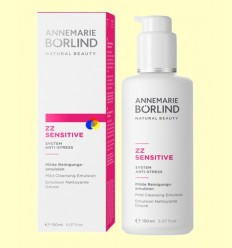 ZZ Sensitive Suau Emulsió Netejadora - Anne Marie Börlind - 150 ml