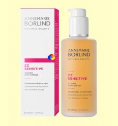 ZZ Sensitive Gel Facial Reafirmant - Anne Marie Börlind - 150 ml