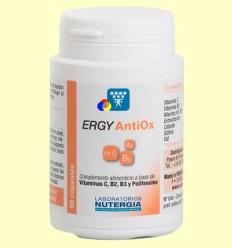 Ergy Antiox - Vitamines C i Antioxidants - Nutergia - 90 càpsules