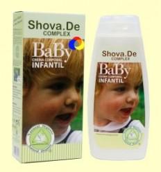 Baby Crema Corporal Infantil - Shova.de - 250 ml