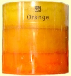 Espelma aroma Taronja