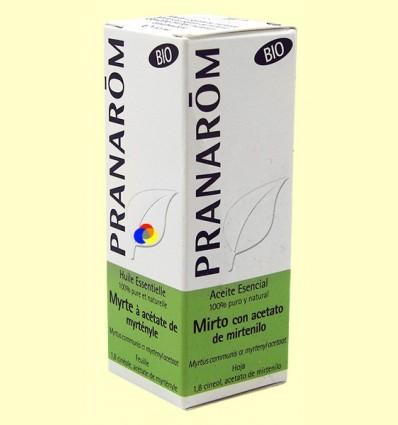 Mirto amb acetat de mirtenilo - Oli essencial Bio - Pranarom - 10 ml