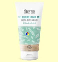 Gel de dutxa estimulant Bio - Bioregena - 150 ml