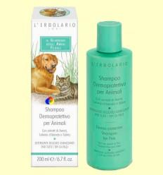 Xampú Dermoprotector per a Animals - L'Erbolario - 200 ml