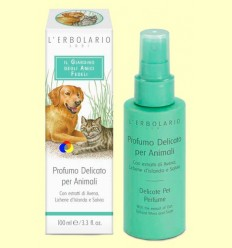 Perfum Delicat per a Animals - L'Erbolario - 100 ml